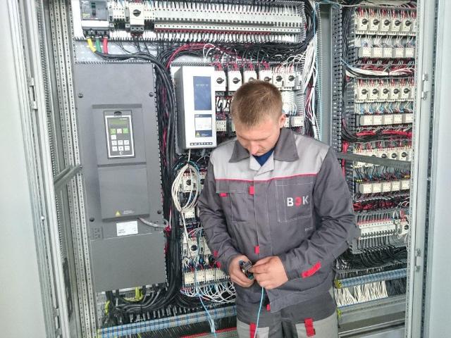 Наши работы. Электротехническое оборудование. 11