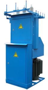 КТПМ - Комплектные Трансформаторные Подстанции Мачтового типа