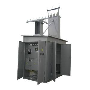 КТПт — Комплектная трансформаторная подстанция тупикового типа